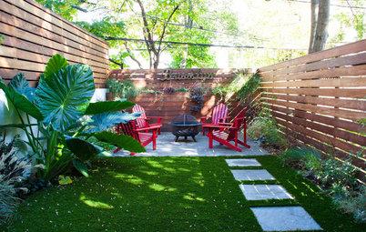 Modern Backyard Makeover Transforms a Couple's Life at Home