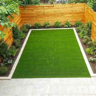 Brownstones Exterior Landscaping