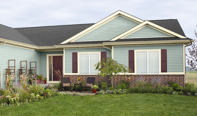 Contemporary Landscape by Lowe's Home Improvement