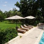 Private Residence Custom Pool 9