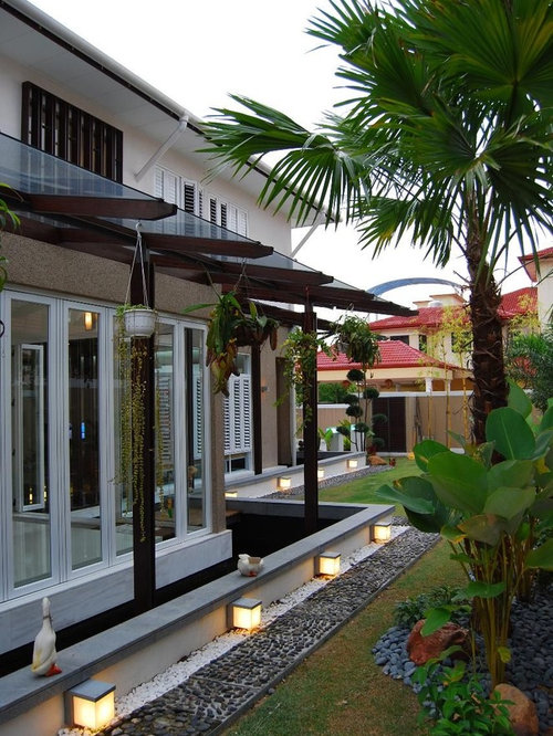4 House In Malaysia Landscape Design Ideas Remodel Pictures Houzz