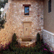 Mediterranean Landscape by Root Design Company.com