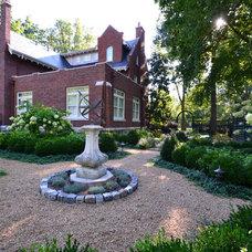 Traditional Landscape by Architectural Landscape Design, Inc.