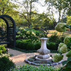 Traditional Landscape by Architectural Landscape Design, Inc.