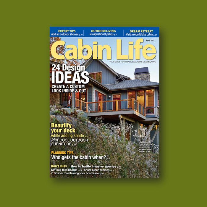 Cabin Life Magazine (2015)