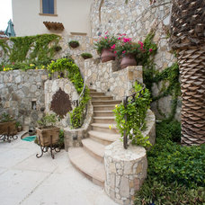 Mediterranean Landscape by Djuna Design Studio