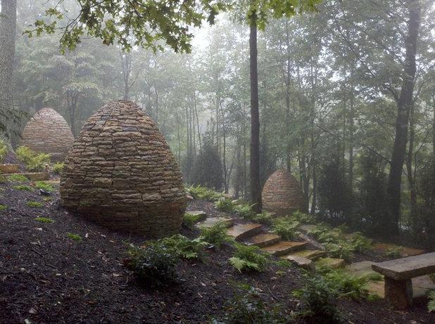 Eclectic Landscape by The Collins Group/JDP Design