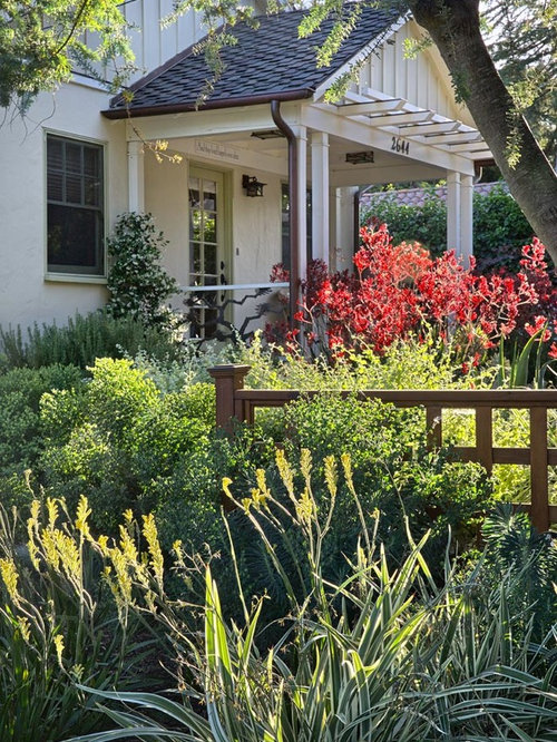 California Bungalow Landscaping Home Design Ideas Pictures