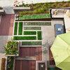Mondrian Lives On in Modern Garden Design