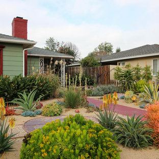 California Heights Craftsman Xeriscape