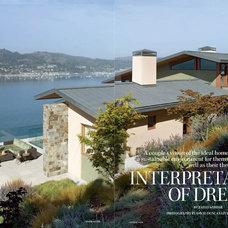 Contemporary Landscape by Sutton Suzuki Architects