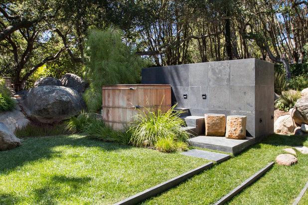 Contemporary Garden by Andrea Calo
