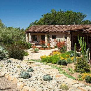 California Spanish Ranch