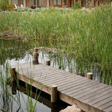 Rustic Landscape by ROCHE+ROCHE Landscape Architecture