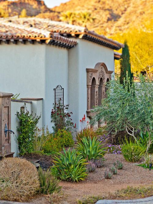Mediterranean Phoenix Landscape Ideas Designs Remodels