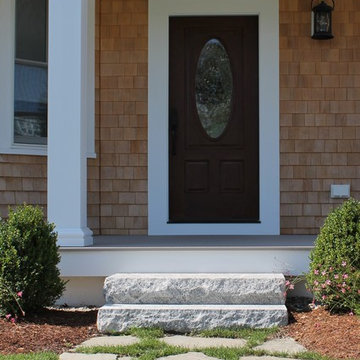 Cape Cod Landscaping: Chatham - New Home