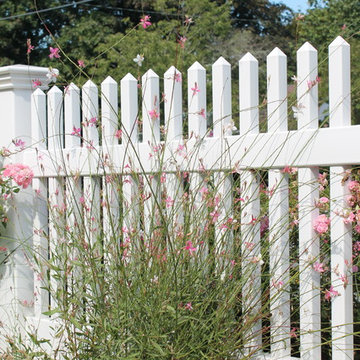 Cape Cod Landscaping: Harwich Port Guest House