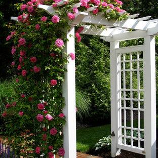 Foto di un giardino tradizionale