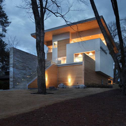 Modern Atlanta Landscape Design