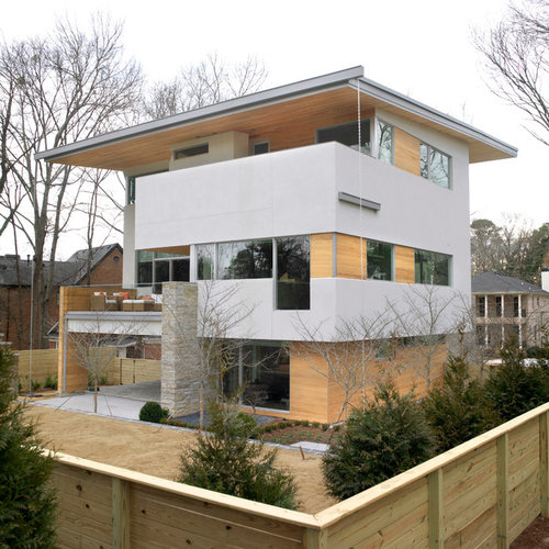 Modern Atlanta Landscape Design: Modern Atlanta Landscape Ideas, Designs, Remodels & Photos