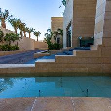 Modern Landscape Casa Tania