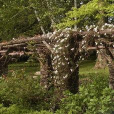 Rustic Landscape by Conte & Conte, LLC