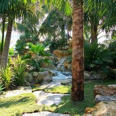 Tropical Landscape by Grants Gardens