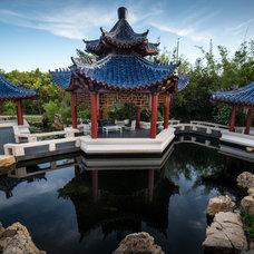 Asian Landscape by Michael A. Gilkey, Inc.