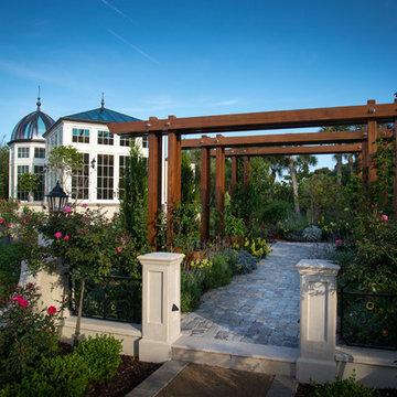 Casey Key Pagoda Garden