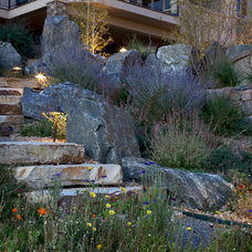 Traditional Landscape by Designs by Sundown