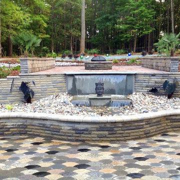 Chapel Hill, NC. Fall 2013