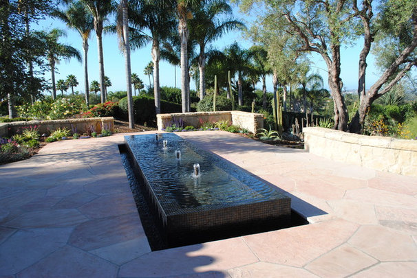 Asian Patio by Charles McClure -  Professional Site Planning