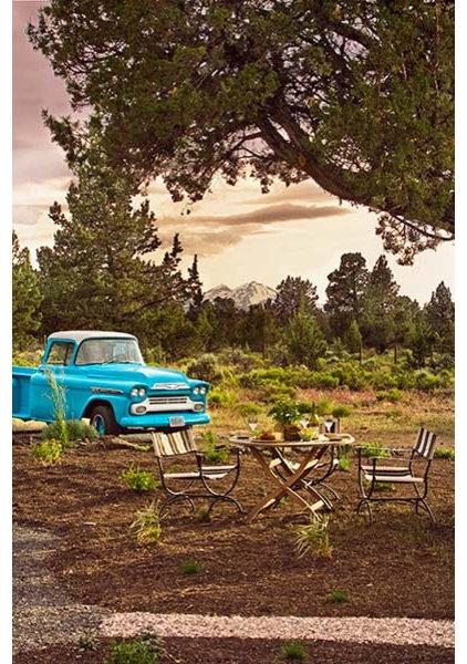 Rustic Landscape by Charmaine Manley Design