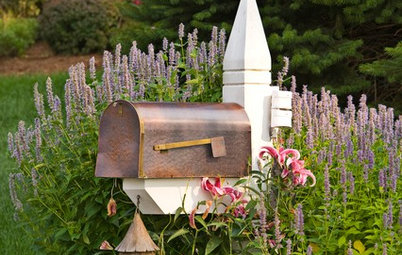 Houzz Call: Show Us Your Mailbox!