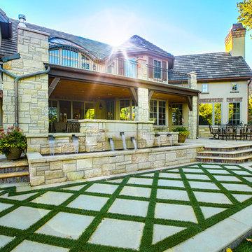 Cherry Hills Village Backyard Oasis
