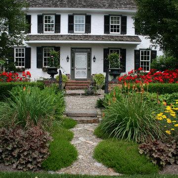 Chester County Farmhouse