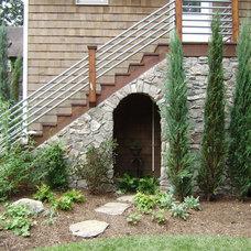 Traditional Landscape by Fine Garden Design