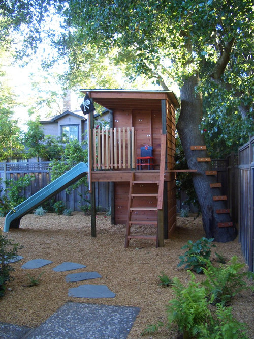 stand alone tree house designs 3