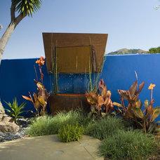 Tropical Landscape by Jeffrey Gordon Smith Landscape Architecture