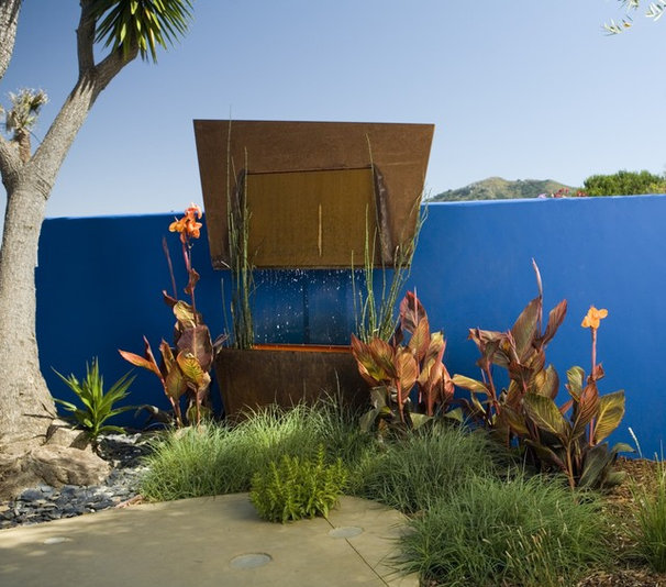 Tropical Landscape by Jeffrey Gordon Smith Landscape Architecture