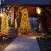 庭のクリスマスデコレーションのポイント
