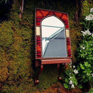 Cincinnati Flower Show: Jordanian Living Wall