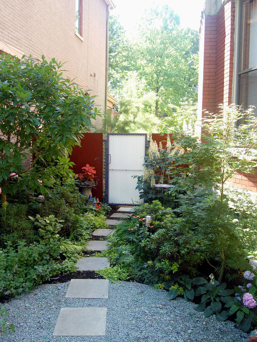 Landscaping On Side Of House : Side of house landscaping houzz