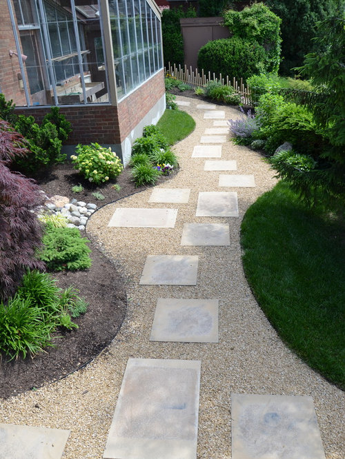 Gravel Between Pavers Home Design Ideas Pictures Remodel