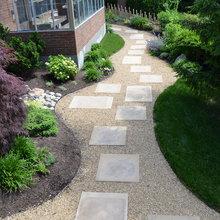 Tesuque Stone Path