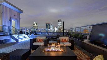 City Roof Deck