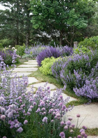 Рустика Сад by Matthew Cunningham Landscape Design LLC