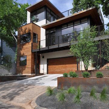 Clarksville Modern Residence