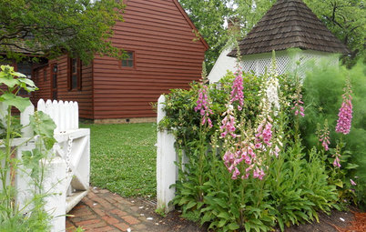 Spring Garden Ideas From Colonial Williamsburg