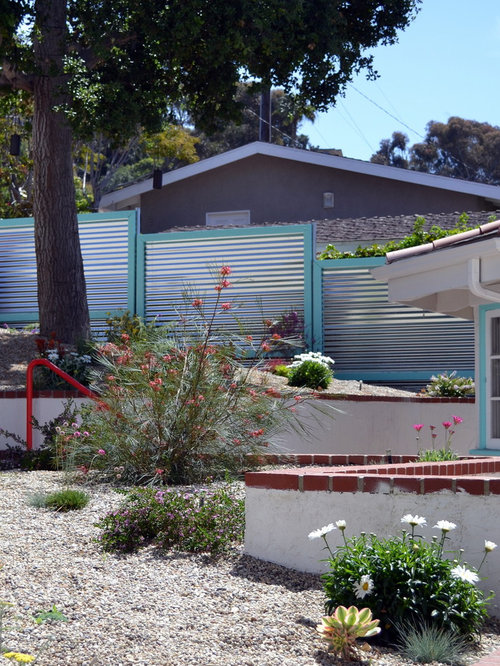 Corrugated Metal Fence Home Design Ideas Pictures